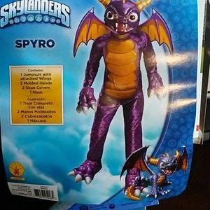 Kid's Spyro Skylander Halloween costume